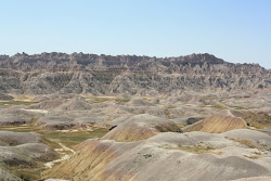 Badlands...