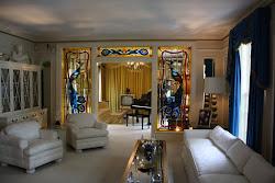 Elvis' front room