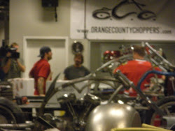 At work in the OCC shop