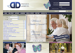 Disabled Discounts Website