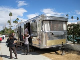Palm Springs Show Features Vintage Airstreams And Trailers