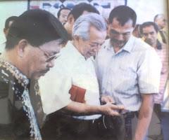 Kenangan Bersama Yang Berbahagia Dato' Dr. Yusuf Nor
