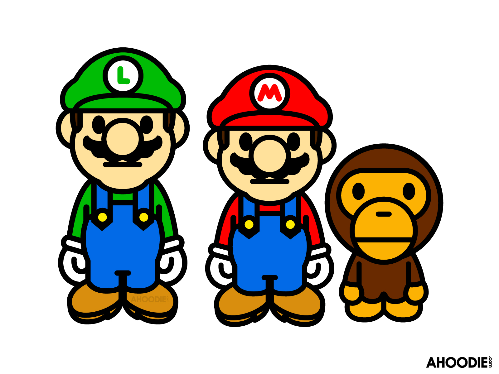 Super Mario HD & Widescreen Wallpaper 0.722532468406196