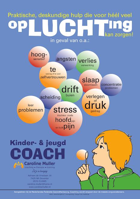 Affiche jeugdcoach basisschool