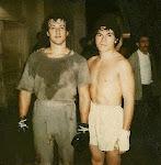 Sylvester Stallone & Randy De La O