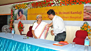 Hon. Governor Dr. Shrimati Kamlaji's