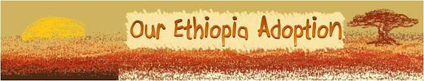 Our Ethiopia Adoption