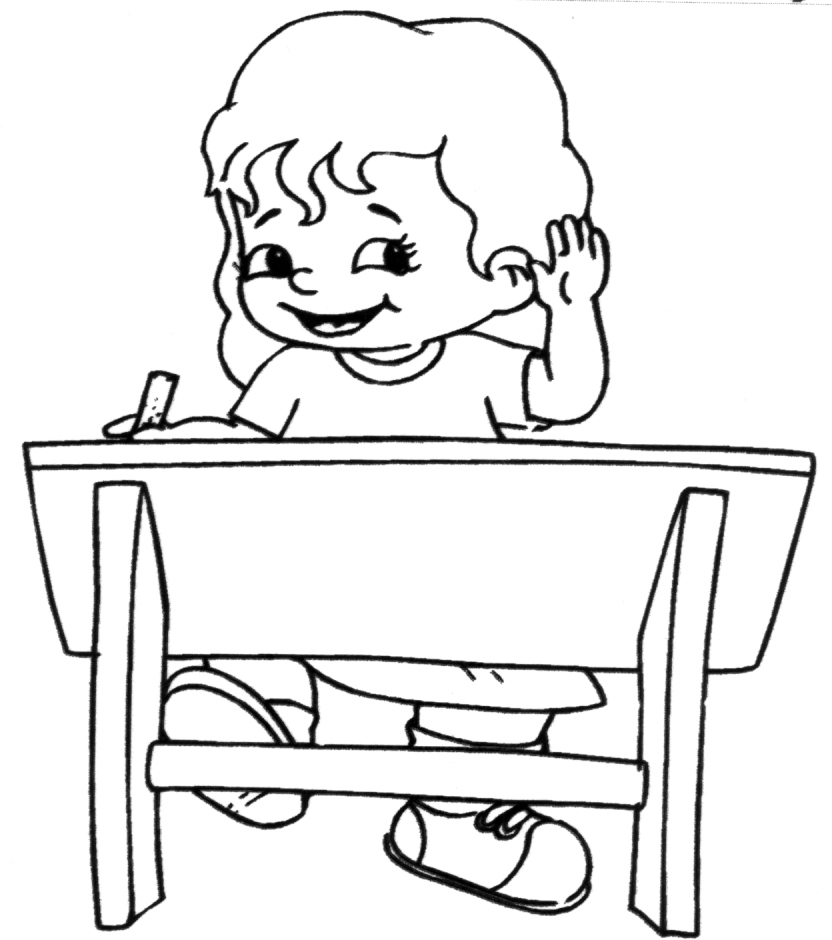 pz c desenho menina