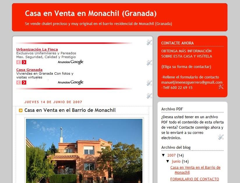 Como vender una casa en internet ejemplos de webs para - Vender una vivienda ...