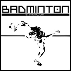 Bádminton by J.Alcázar