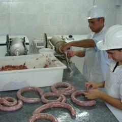 Fabricación de Embutidos, Chorizos Longanizas