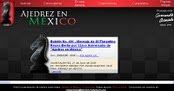 AJEDREZ EN MÉXICO