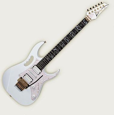 Merk-merk Gitar Ternama dan Pemakainya Ibanez-Jem7vwh-Steve-Vai-Signature-Guitar