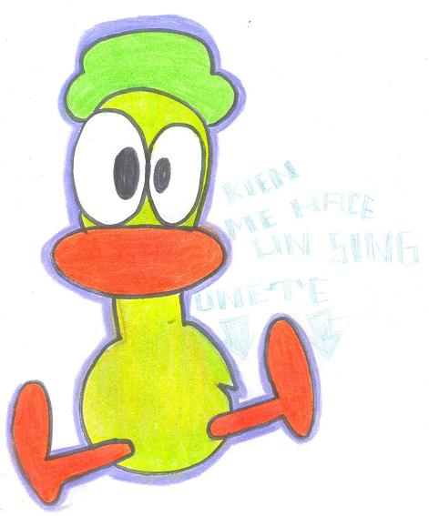 Fotos de patos de caricatura - Imagui