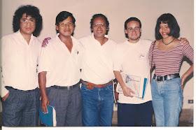 Noble Katerba: cinco poetas peruanos del noventa