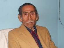 Poeta y docente del Distrito de San Luis