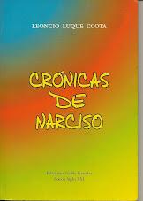 """POEMARIO """"CRÓNICAS DE NARCISO"""""""