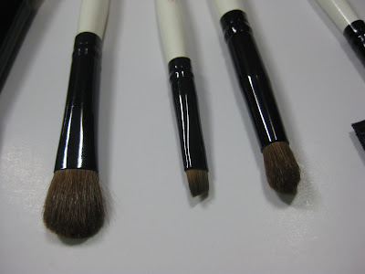 Brush Sets on Tutorials  Reviews And Features  Product Review  G Lish Brush Set