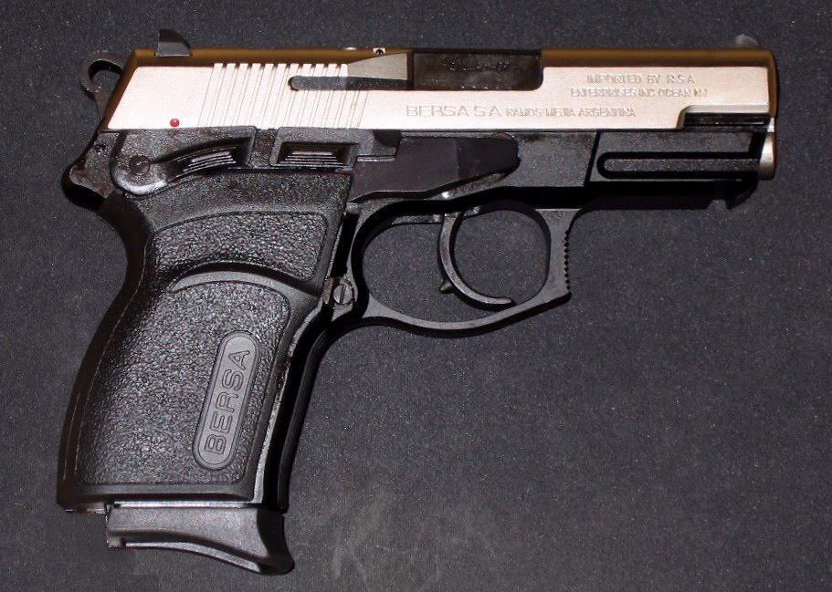 Armas de fuego 1 03 09 8 03 09 - Pistola para lacar ...
