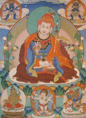 Guru Rinpoche - Padma Sambhava.