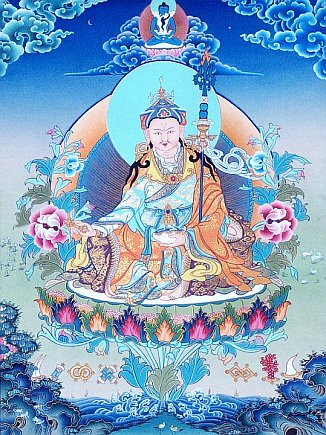 Padmasambhava.