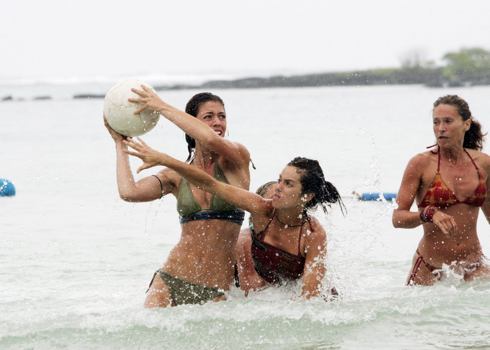 Survivor heros villains nude porn images