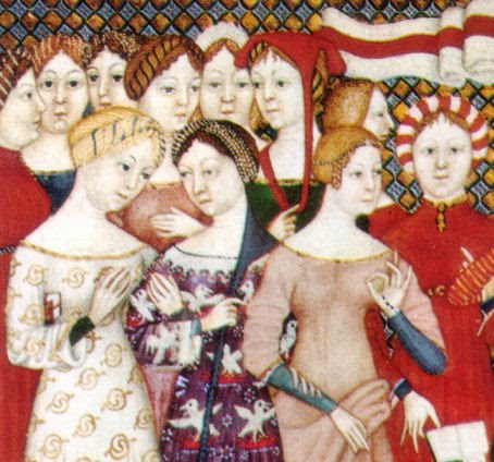 the status of women during the 14th century Italy in the mid-fourteenth century: the rise of humanism (mid 14th century) summary the cities of italy prospered during the late middle ages, serving as trading posts connecting europe to the byzantine empire and the moslem world via the mediterranean sea.