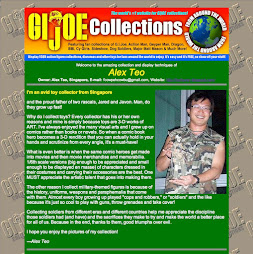 GI Joe Collections' Coverage