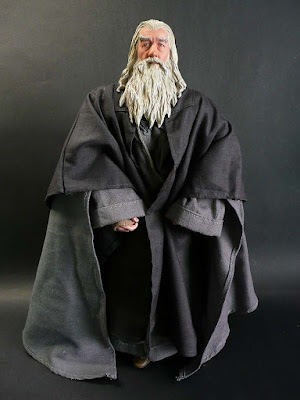 Gray cloak 1