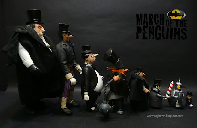 Victorian Fashion Documentary on Toyhaven  March Of The Penguins