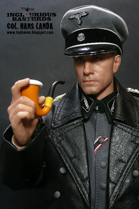 Toyhaven Hot Toys Colonel Hans Landa From Quot Inglourious