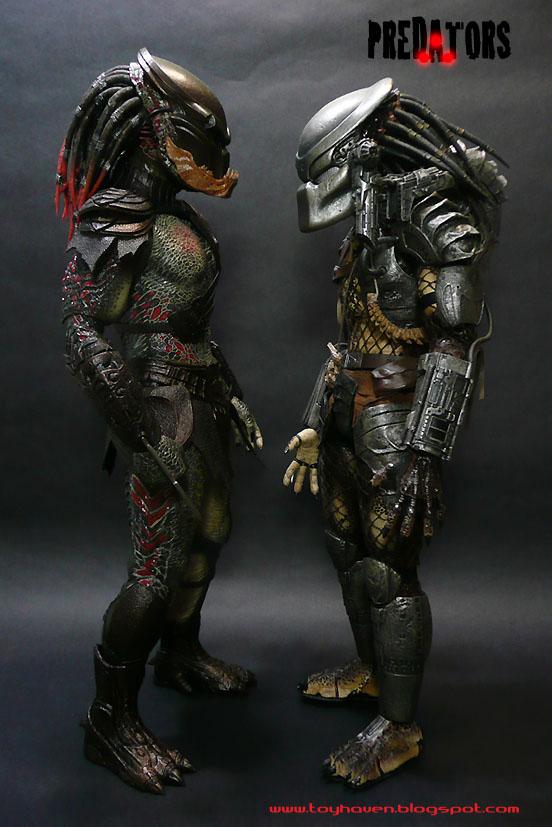 toyhaven hot toys berserker predator classic predator
