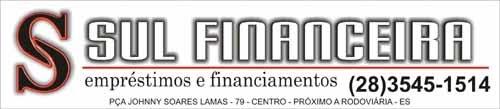 SUL FINANCEIRA 30/07