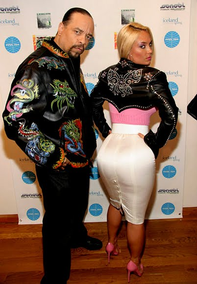 Ice-T and Coco the Butt !