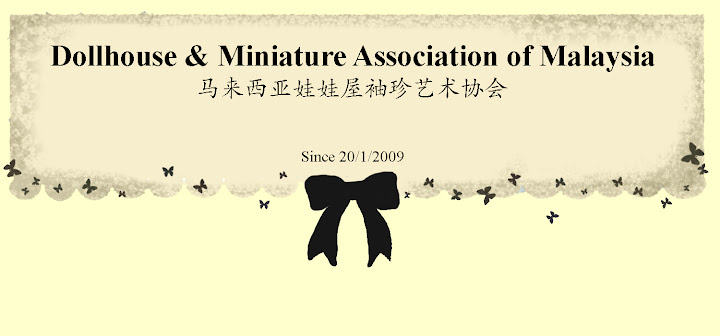 Dollhouse & Miniature Association of Malaysia