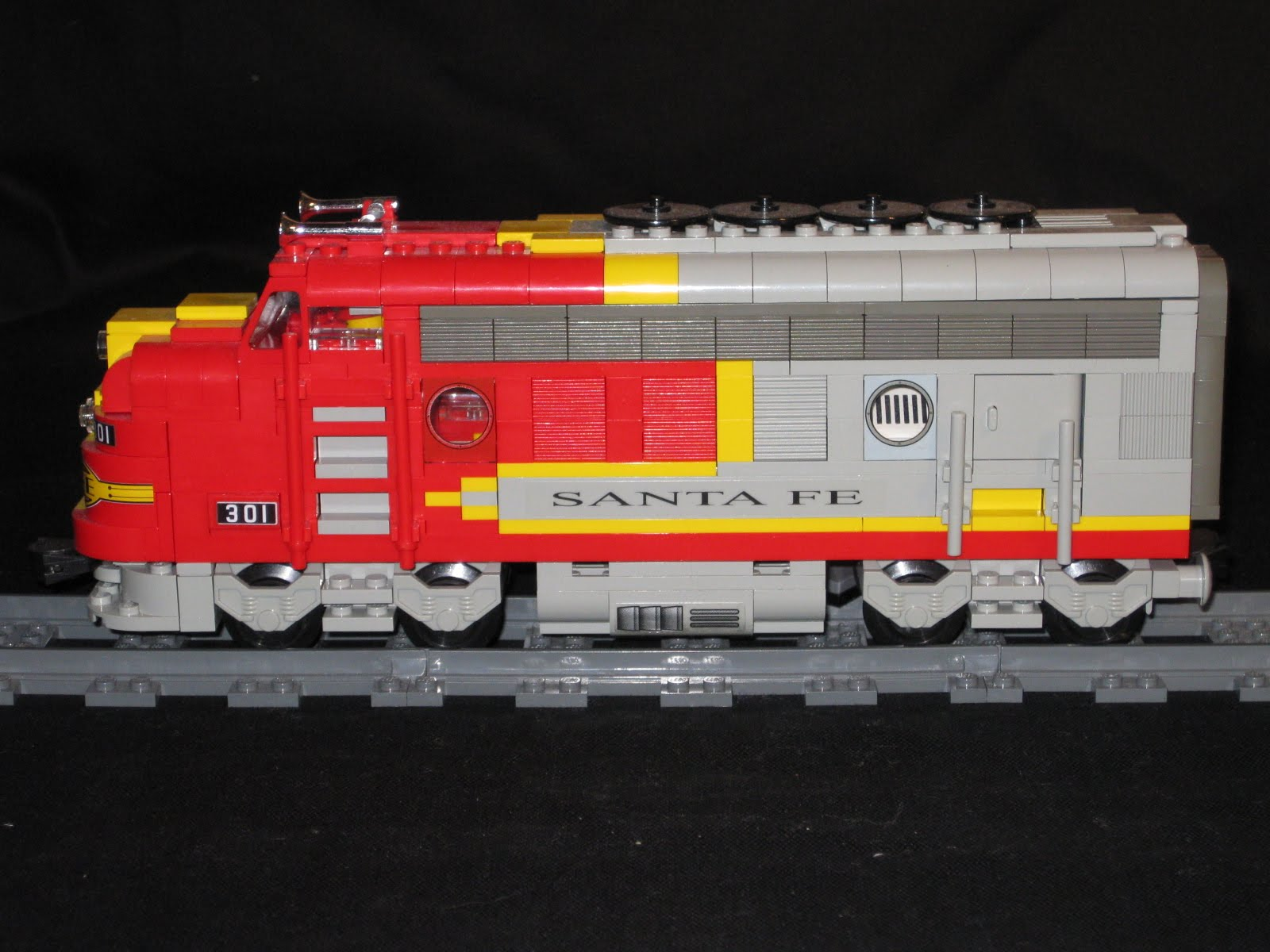 Gimme Lego Favourite Sets 2 Santa Fe Super Chief