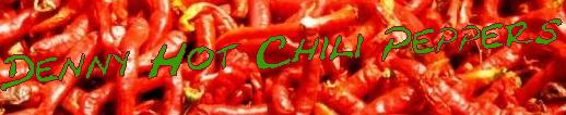 Dennys Hot Chili Peppers