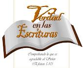 Ministerio Verdad en las Escrituras