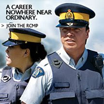 RCMP - A Career Nowhere Near Ordinary