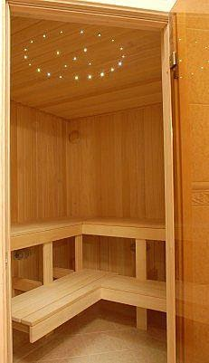 eigen sauna maken