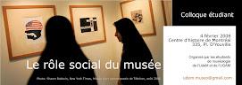 Le rôle social du musée