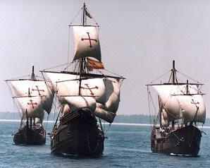 Las Tres Carabelas de Colón