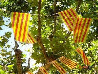 Banderines Catalunya