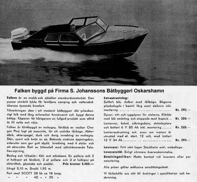 Båda dessa båtar byggdes ju på samma båtbyggeri som min båt. 994f070134afe
