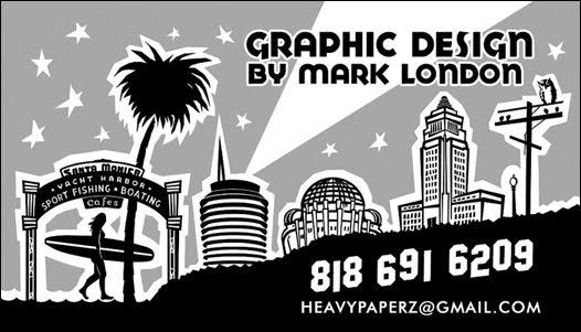 Mark London Graphic Design