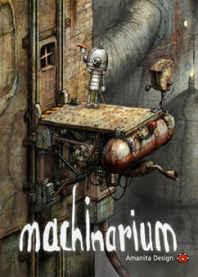 Capa Machinarium - PC