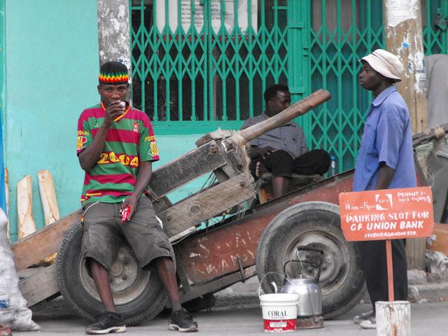 Dans les rues de Dar es Salam