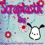 Scraptastic Blog Award