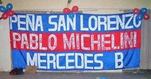 """Peña """"PABLO MICHELINI"""" Mercedes (B)"""