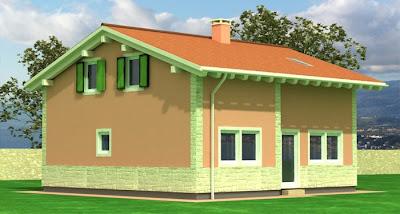 Quando conviene l 39 acquisto di un edificio in legno for Casa in legno tradizionale